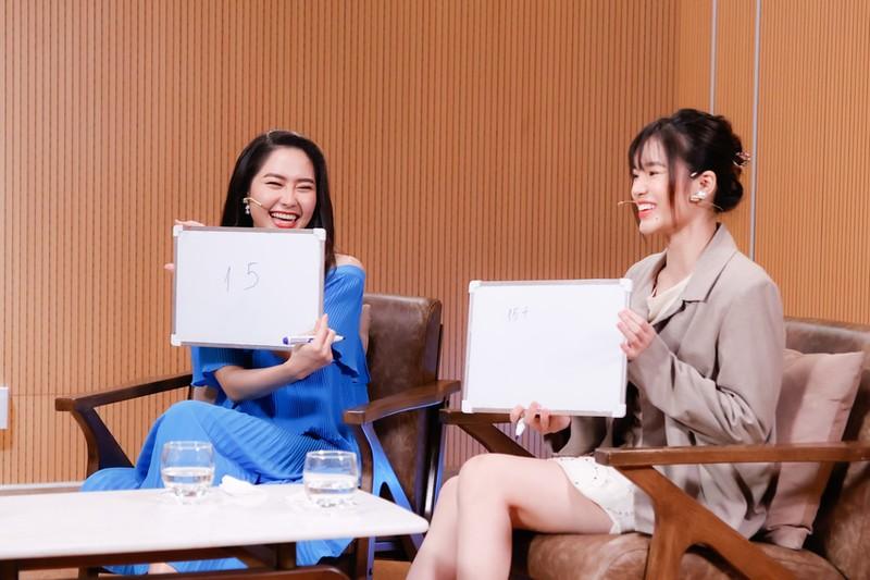MC Khả Như bó tay trước độ hiểu ý của cặp bạn thân Tường Vi và Nhật Hạ - ảnh 3