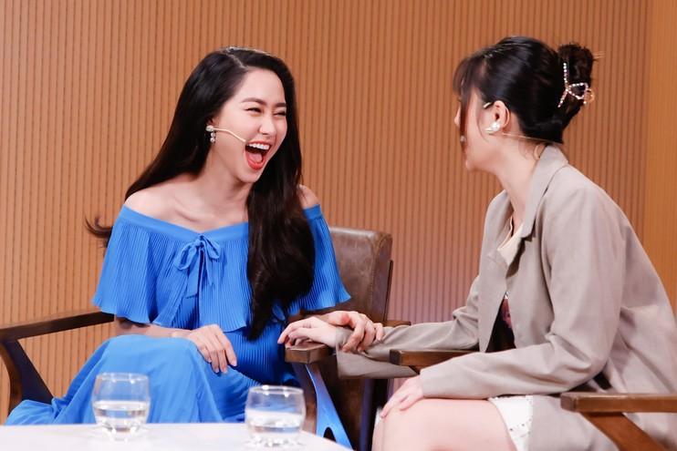 MC Khả Như bó tay trước độ hiểu ý của cặp bạn thân Tường Vi và Nhật Hạ - ảnh 4