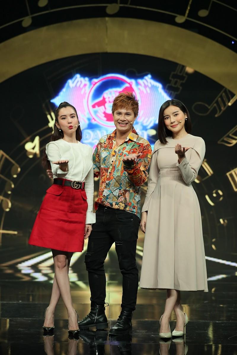 Yanbi và Lee Thiên Bảo thay phiên tỏa sáng trong 'Đại chiến âm nhạc' - ảnh 2