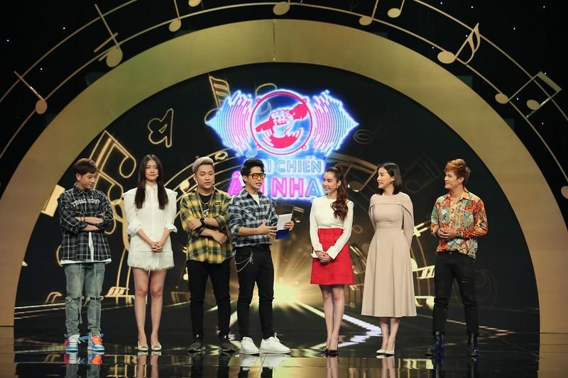 Yanbi và Lee Thiên Bảo thay phiên tỏa sáng trong 'Đại chiến âm nhạc' - ảnh 3