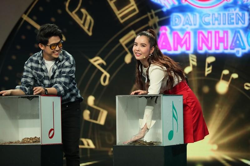 Yanbi và Lee Thiên Bảo thay phiên tỏa sáng trong 'Đại chiến âm nhạc' - ảnh 4