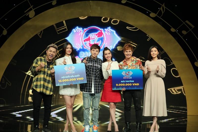 Yanbi và Lee Thiên Bảo thay phiên tỏa sáng trong 'Đại chiến âm nhạc' - ảnh 5