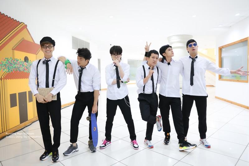 Trường học Running Man Vietnam nơi không có học sinh nào bình thường - ảnh 1