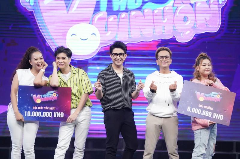 Hùng Thuận hát lại hit gợi nhớ về nhóm MBK trong 'Thứ 5 vui nhộn' - ảnh 3
