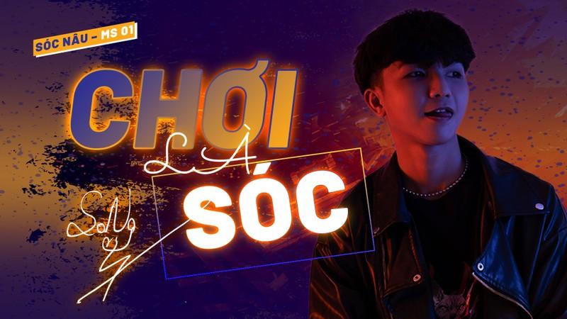 Rapper Sóc Nâu mở màn tốp 8 MV Theme Song bằng bản rap 'Chơi là chạy' - ảnh 4