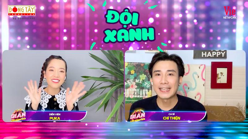 Chí Thiện, Nhật Kim Anh trầm trồ vì 'Ca sĩ bí ẩn' đầu tư vũ đoàn online cực xịn - ảnh 3