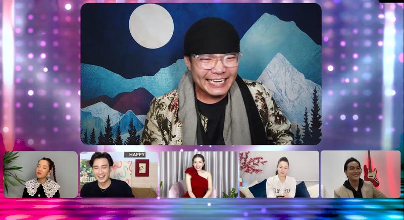 Quản lý cũ cố nghệ sĩ Chí Tài xuất hiện tại 'Ca sĩ bí ẩn' - ảnh 3