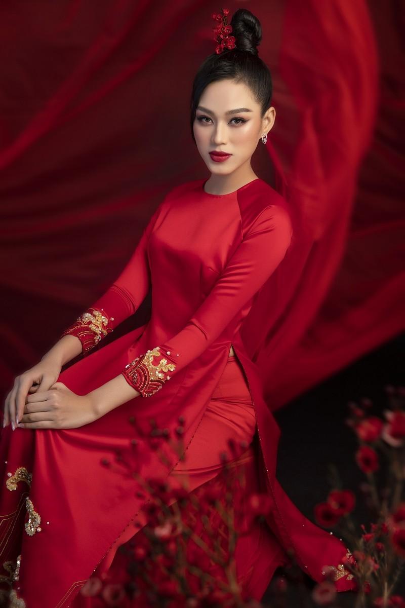 Đỗ Hà gây ấn tượng khi mang hình ảnh nữ tướng Bà Triệu đến 'Miss World 2021' - ảnh 2