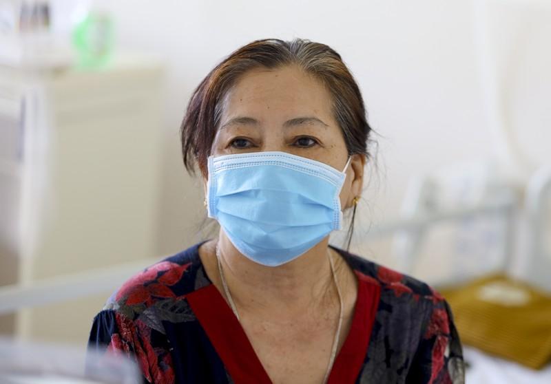 17 bệnh nhân mắc COVID-19  trở về từ tay tử thần - ảnh 3