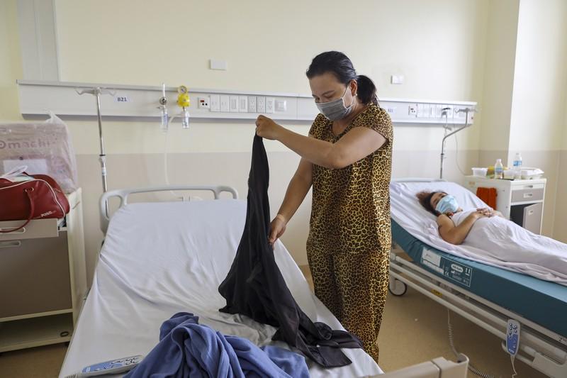 17 bệnh nhân mắc COVID-19  trở về từ tay tử thần - ảnh 5