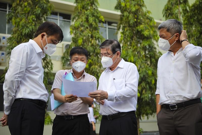 Khánh thành 3 trung tâm hồi sức tích cực giúp TP.HCM chống dịch - ảnh 4