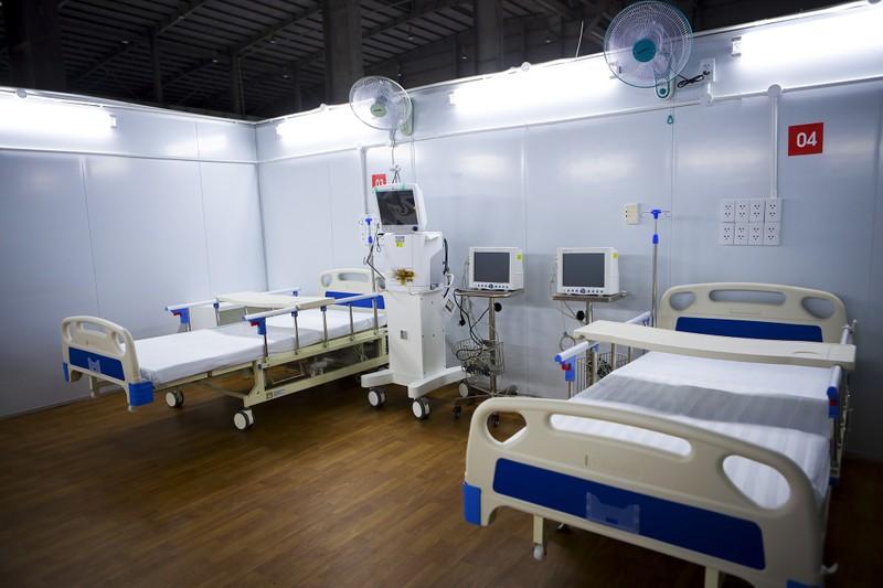 Khánh thành 3 trung tâm hồi sức tích cực giúp TP.HCM chống dịch - ảnh 9
