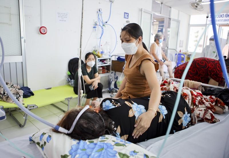 Lớp học phục hồi chức năng cho bệnh nhân tổn thương do COVID-19 - ảnh 9