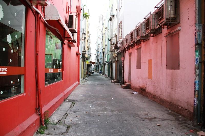 Phố Sài Gòn lãng mạn ngày đầu năm - ảnh 22
