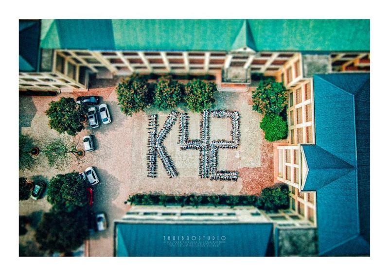 Bộ ảnh kỷ yếu cực chất của học sinh Trường Phan Bội Châu - ảnh 13