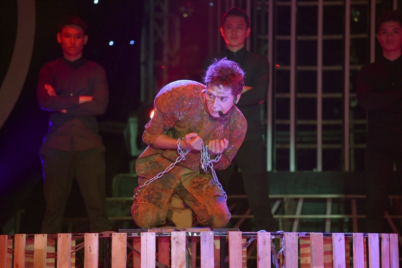 Khán giả rưng rưng khi Đỗ Duy Nam hóa rocker Trần Lập - ảnh 9
