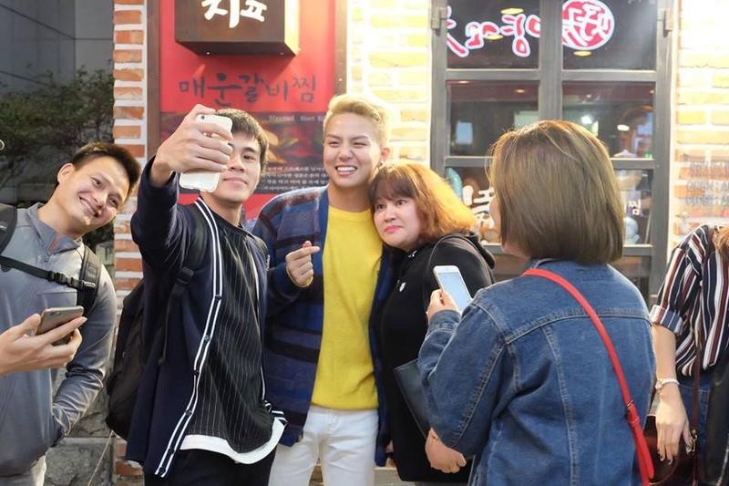 Đài KBS-Hàn Quốc mời Duy Khánh, Kelvin Khánh ghi hình - ảnh 1