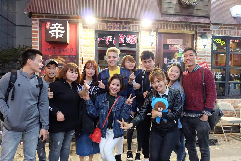 Đài KBS-Hàn Quốc mời Duy Khánh, Kelvin Khánh ghi hình - ảnh 8
