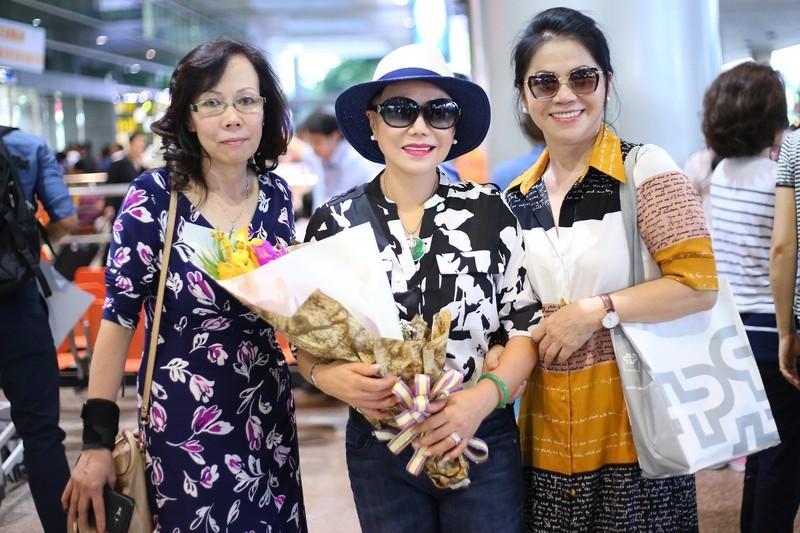 Danh ca Thanh Tuyền:'Chỉ bình yên nhất khi về Việt Nam' - ảnh 1