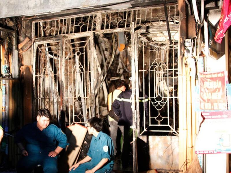 Vụ cháy ở Lê Văn Sỹ: Vì sao có tới 6 người tử vong? - ảnh 1