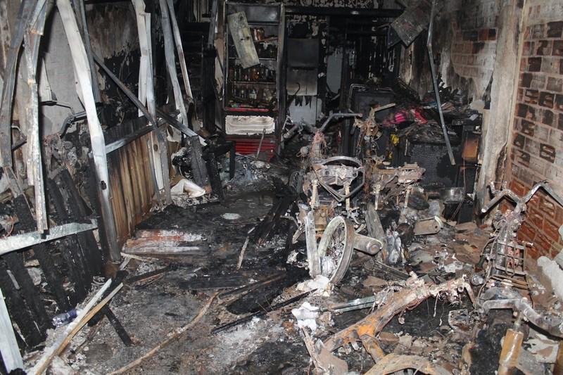 Vụ cháy ở Quận 3: Bốn sinh viên không cần phải nhảy lầu - ảnh 2