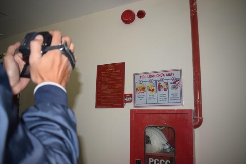 'Thang máy treo ở trên, lửa cháy ở dưới là chỉ có chết' - ảnh 5