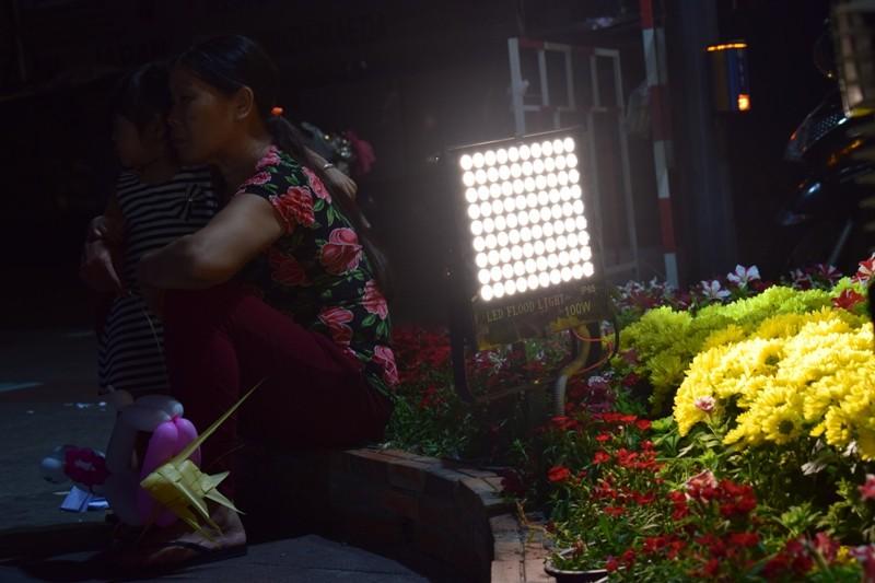 Đường hoa Nguyễn Huệ sau đêm mùng 3 Tết - ảnh 5