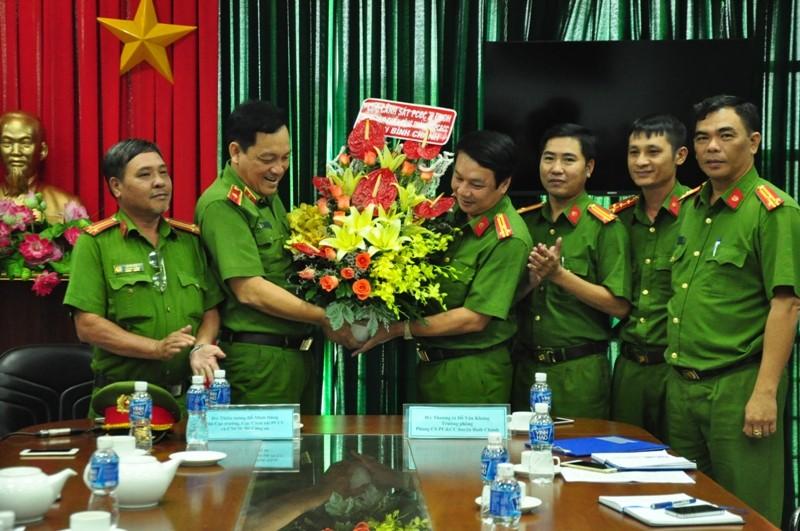 'Cảnh sát PCCC Bình Chánh xử lý thông minh vụ rò khí' - ảnh 1