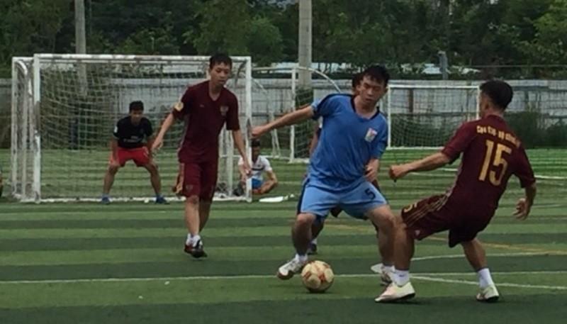 Cảnh sát C50 Bộ công an vô địch giải bóng đá Futsal - ảnh 1
