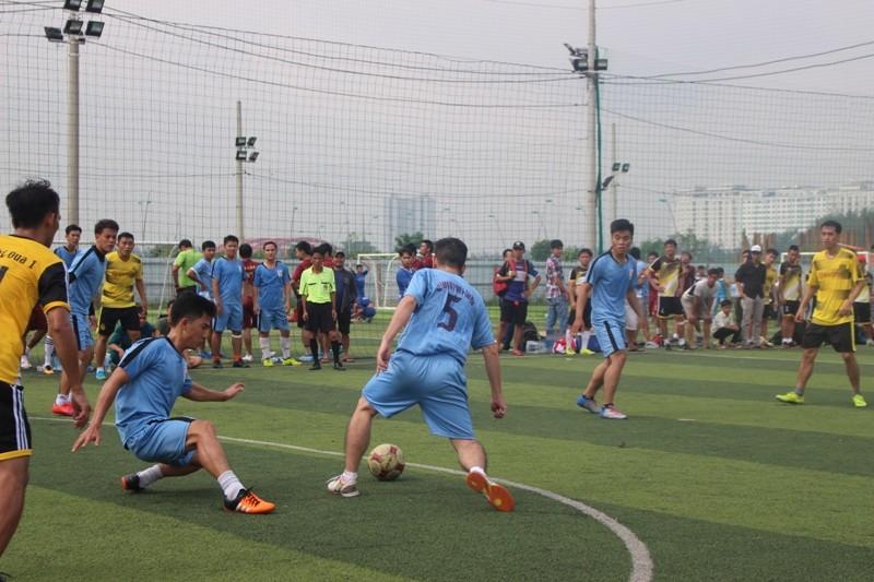 Cảnh sát C50 Bộ công an vô địch giải bóng đá Futsal - ảnh 6
