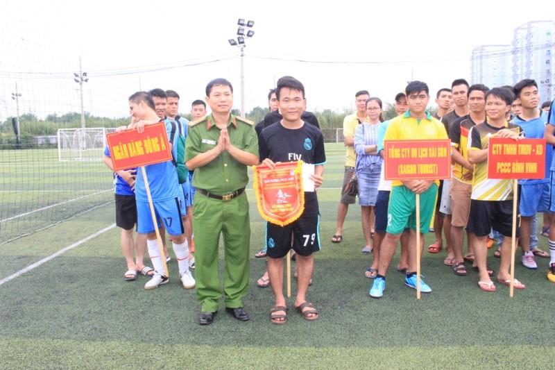 Cảnh sát C50 Bộ công an vô địch giải bóng đá Futsal - ảnh 9