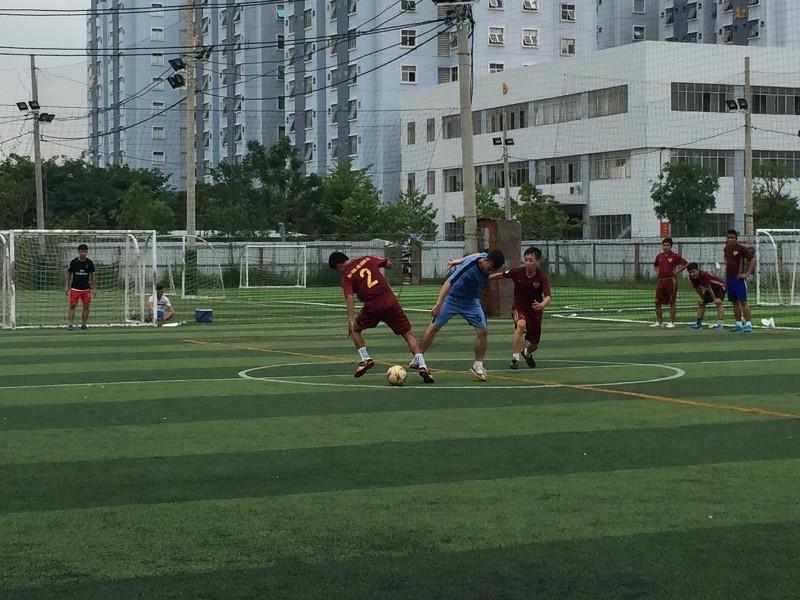 Cảnh sát C50 Bộ công an vô địch giải bóng đá Futsal - ảnh 3