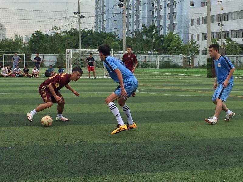 Cảnh sát C50 Bộ công an vô địch giải bóng đá Futsal - ảnh 5