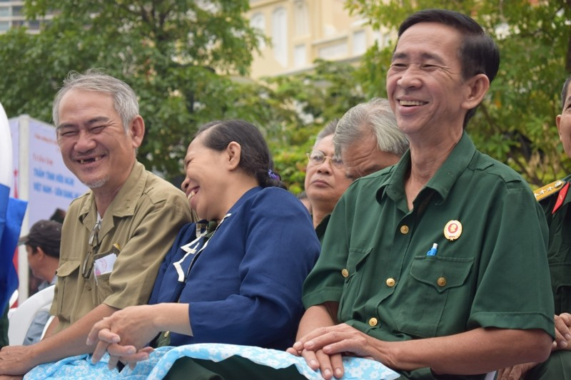 Triển lãm Thắm tình hữu nghị Việt Nam - Liên bang Nga - ảnh 5