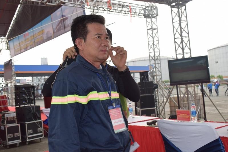 900 người dập đám cháy Tổng kho xăng dầu Nhà Bè - ảnh 3