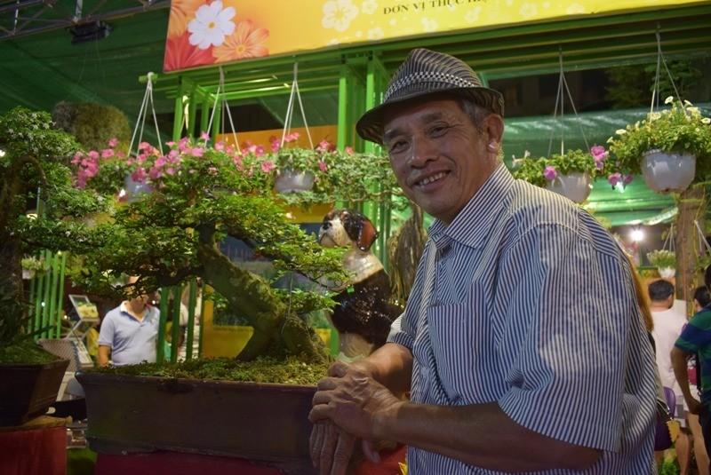 Cây kiểng, bonsai độc lạ làm khách hàng trầm trồ - ảnh 5