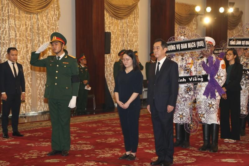 Nhiều đoàn ngoại giao đến viếng Chủ tịch nước tại TP.HCM - ảnh 4