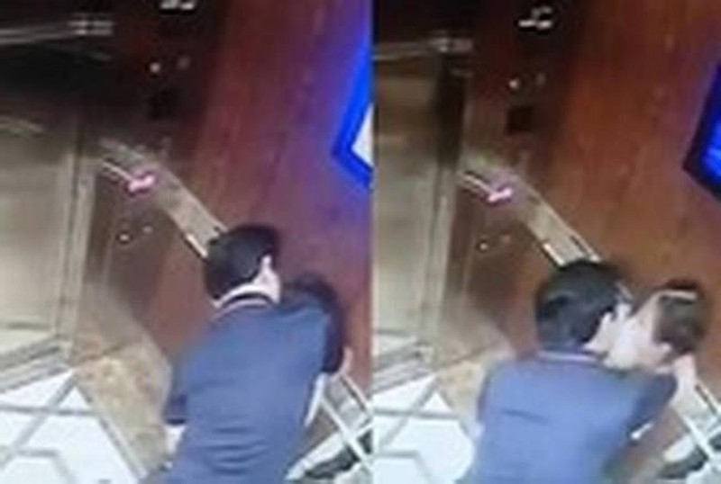 Chưa khởi tố ông Nguyễn Hữu Linh 'nựng' bé gái trong thang máy - ảnh 1