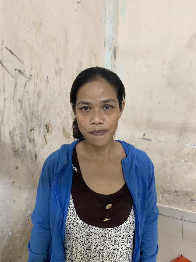 Du khách nước ngoài chụp tay 1 phụ nữ móc túi ở quận 1 - ảnh 1