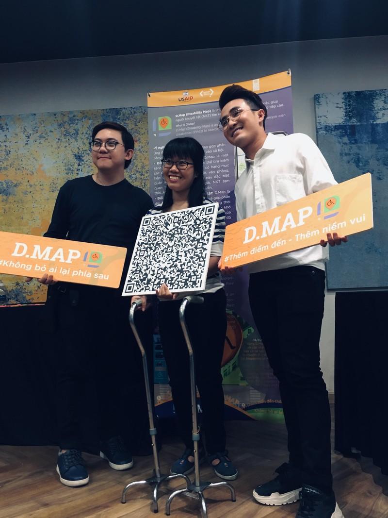 Huỳnh Lập 'đốn tim' fan khi dự cuộc thi về người khuyết tật - ảnh 8