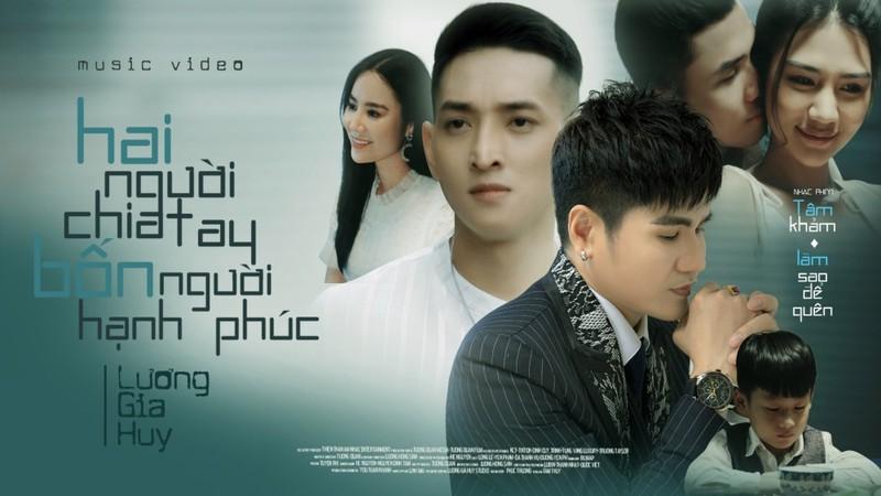 Lương Gia Huy kể chuyện đời mình bằng MV ca nhạc - ảnh 3