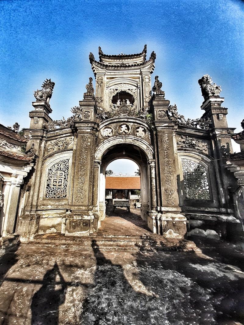 Uy nghiêm phủ thờ hàng trăm năm lịch sử ở Nghệ An - ảnh 6