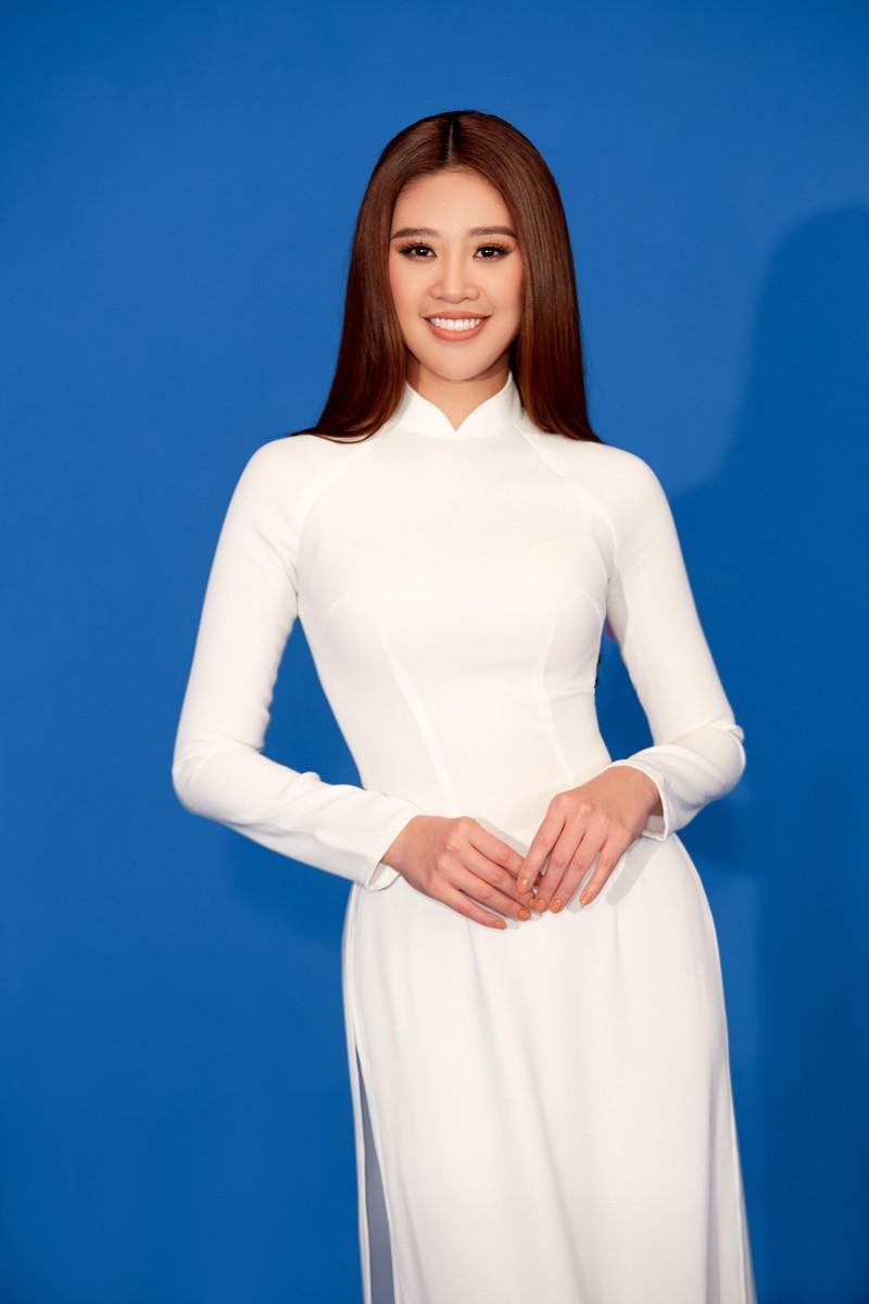 Khánh Vân và bí mật Hình hiệu Road to miss Universe 2020 - ảnh 1