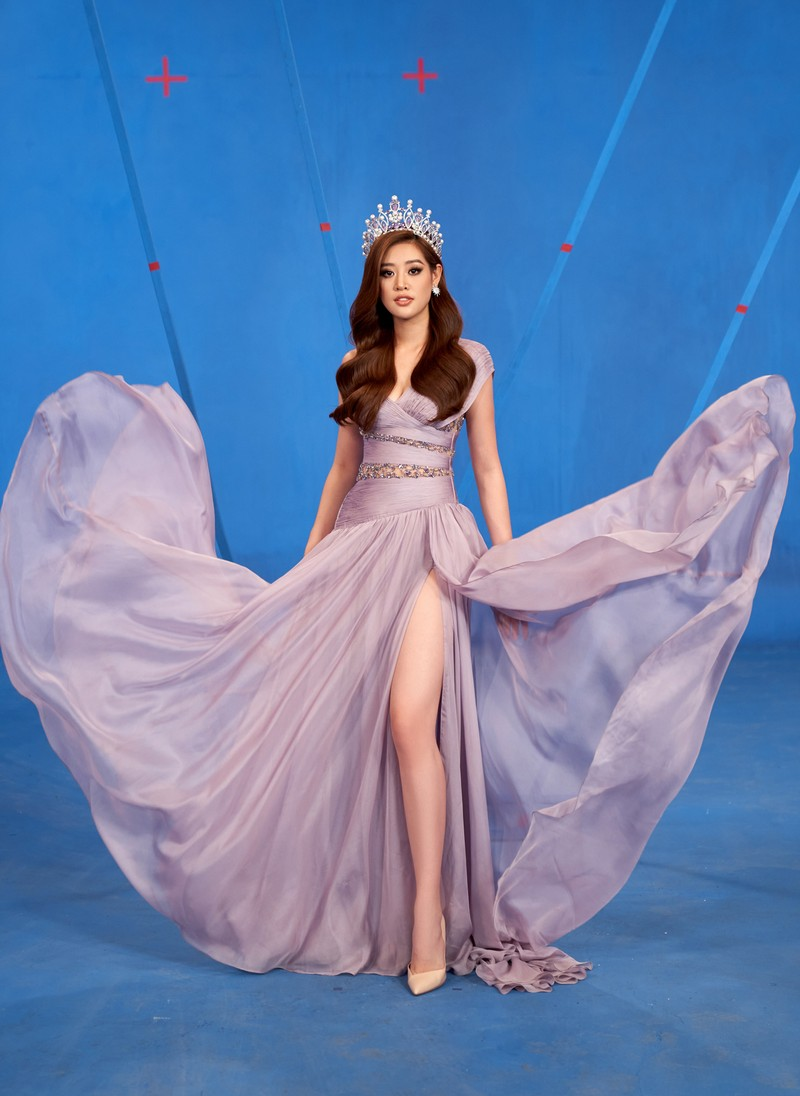 Khánh Vân và bí mật Hình hiệu Road to miss Universe 2020 - ảnh 2