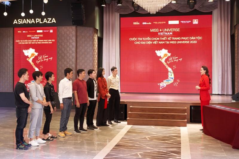 Hé lộ trang phục dân tộc cho Khánh Vân tại Miss Universe 2020 - ảnh 2