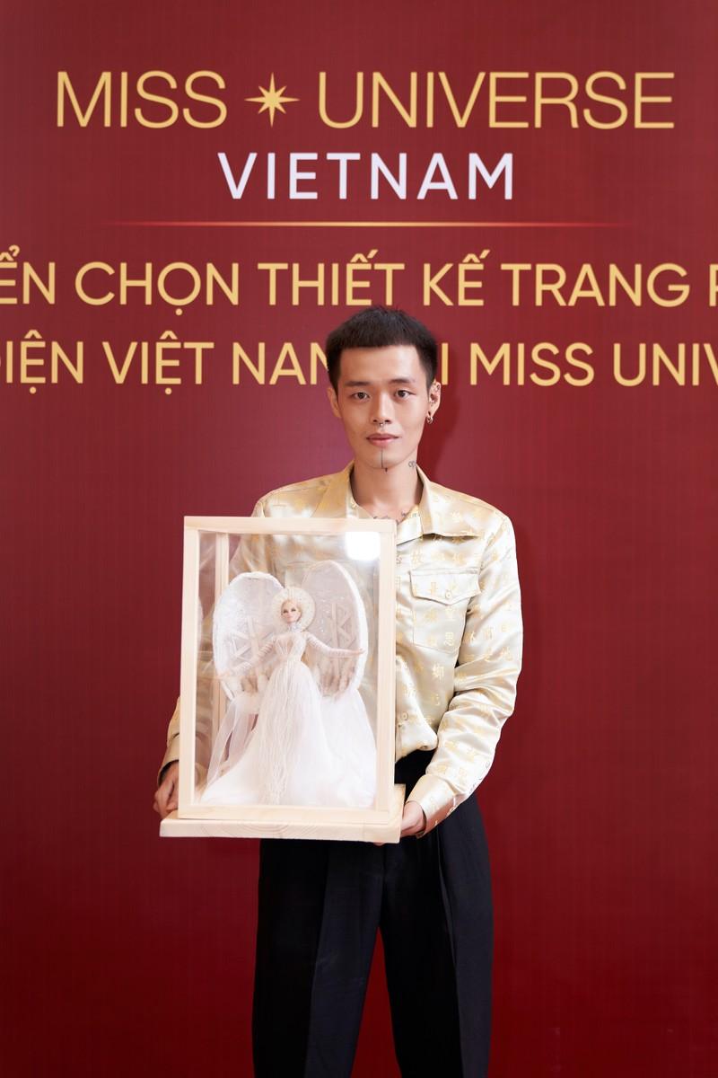 Hé lộ trang phục dân tộc cho Khánh Vân tại Miss Universe 2020 - ảnh 3