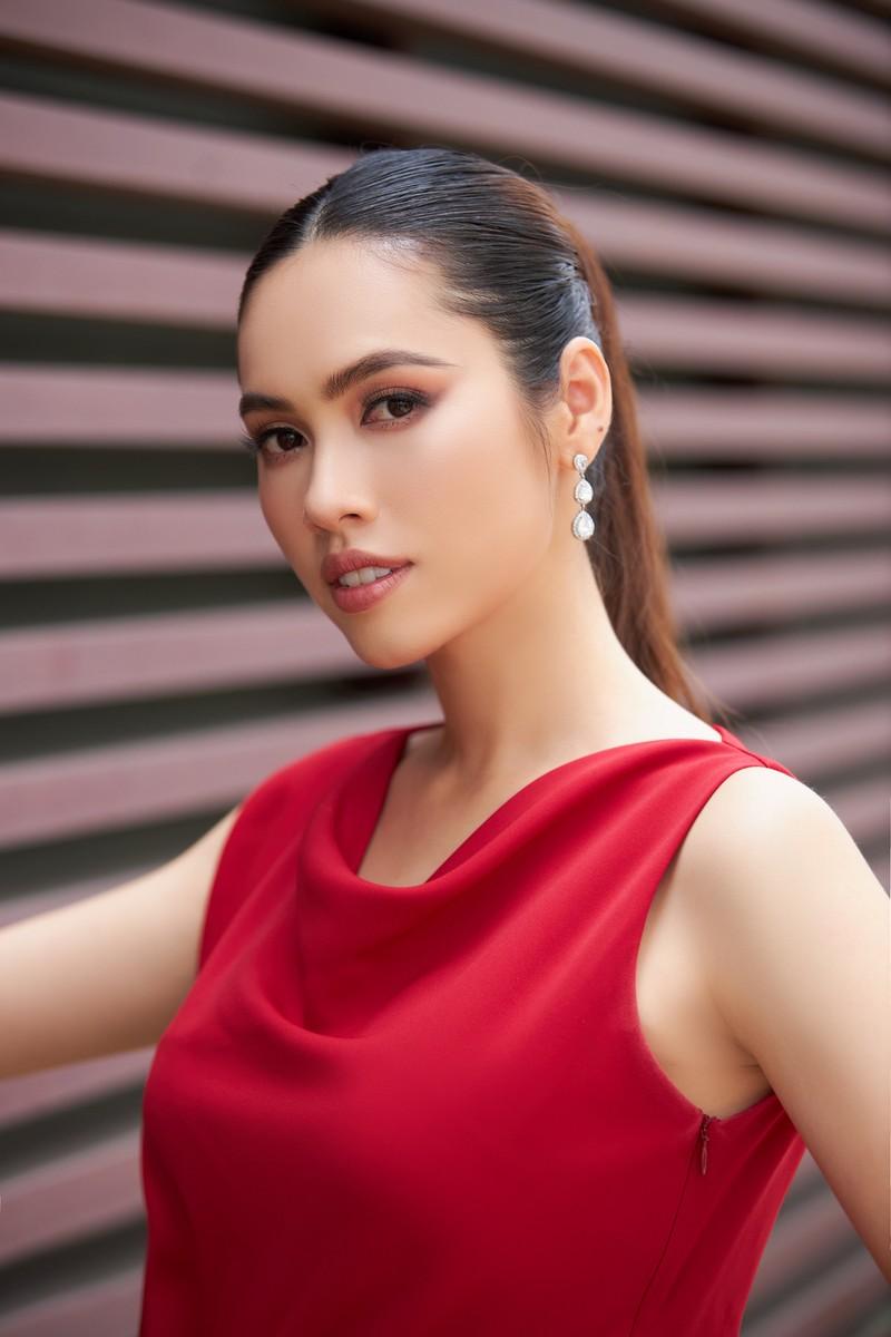 Hoàng My trở lại Miss Universe VN 2021 'làm khó' Khánh Vân? - ảnh 4