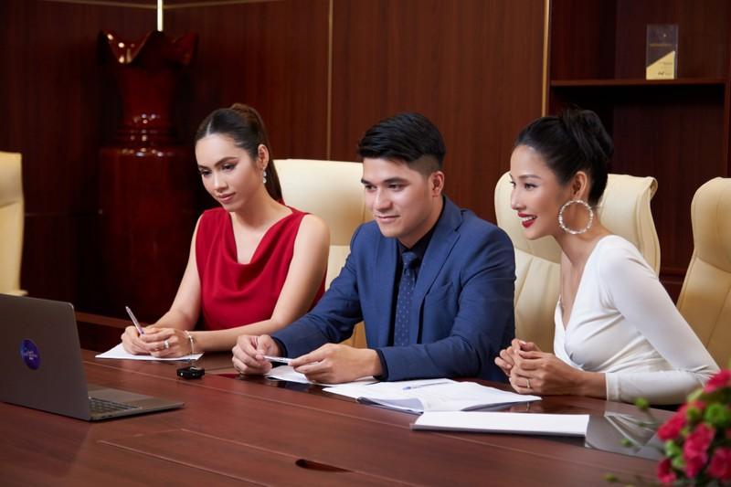 Hoàng My trở lại Miss Universe VN 2021 'làm khó' Khánh Vân? - ảnh 2