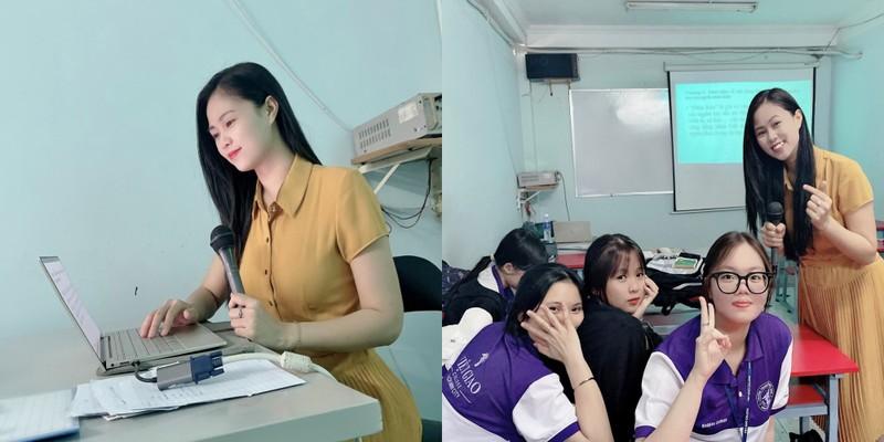 Hoa khôi Phương Thảo bảo vệ thành công luận văn thạc sĩ - ảnh 4