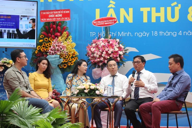Nhà văn Nguyễn Nhật Ánh không giao lưu trong lễ hội sách - ảnh 2